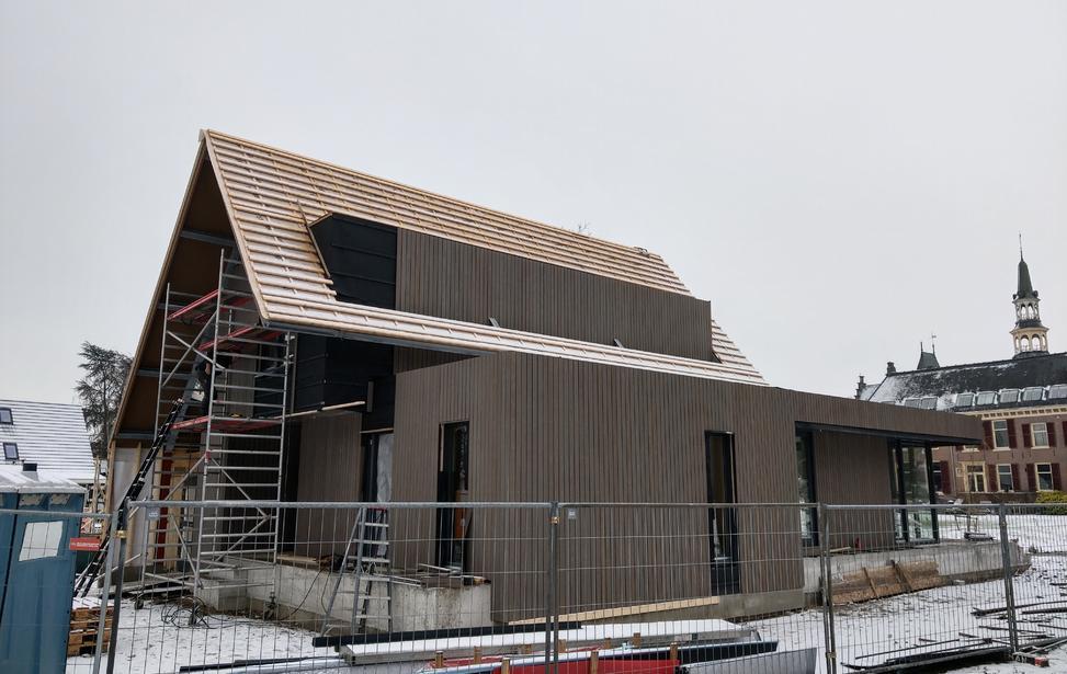 Nieuwbouw woning Lochem