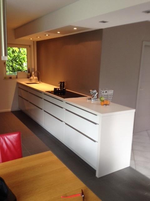 Moderne mix van hout en hoogglans in Eibergen : Witzand.nl