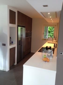 Nieuwe keuken in Eibergen