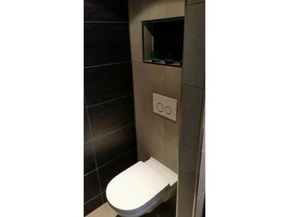 Moderne Badkamer in Apeldoorn