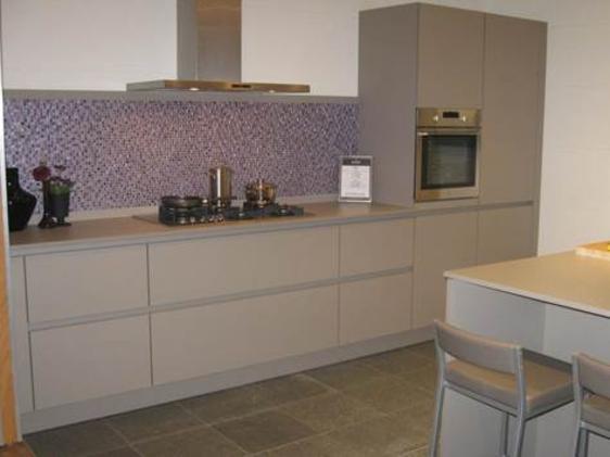 Showroom keuken in Eibergen