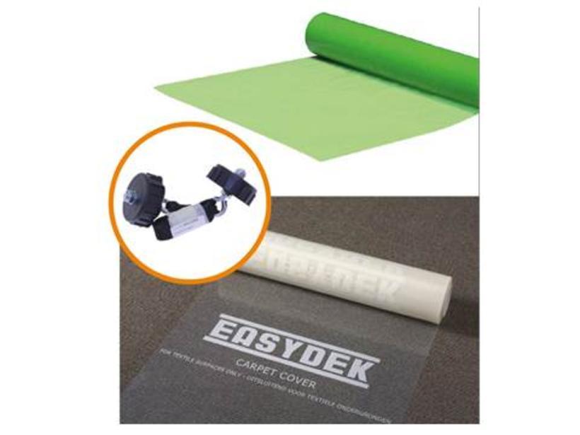 Easydek Carpet cover of Floor cover