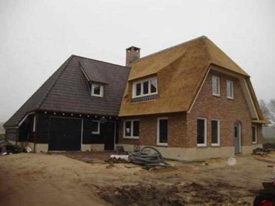 Bouwproject Villa Enter