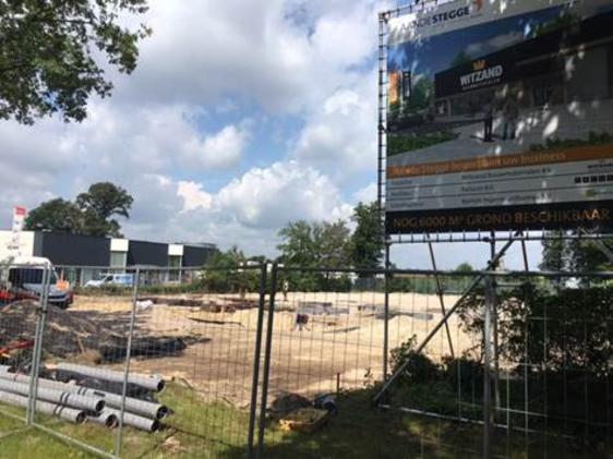 Nieuwbouw vestiging Enschede Witzand Bouwmaterialen