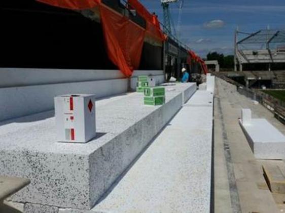 Nieuw-verbouw Heracles stadion Almelo