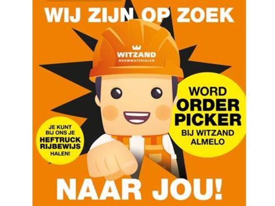 Order picker Almelo