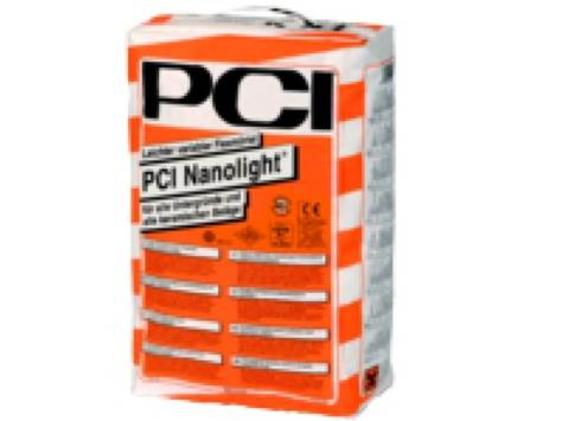 PCI tegellijmen