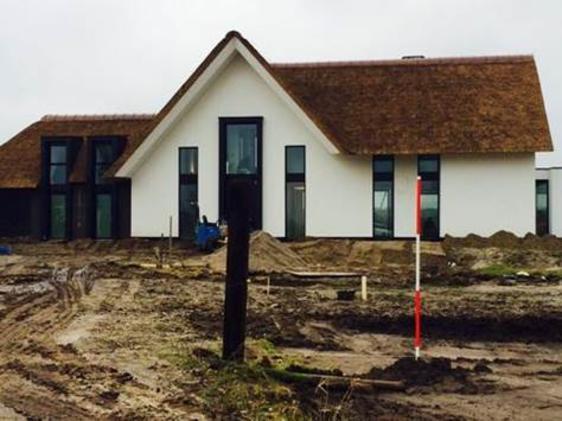 Bouwproject Villa Raalte