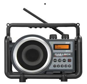 Perfectpro bouwradio Dabbox2