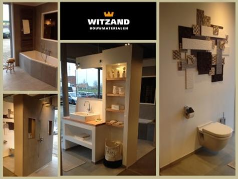 Showroom badkamer in Eibergen