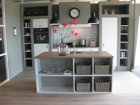 Nieuwe keuken Eibergen